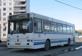 Автобус ПАЗ 5272. Техническая характеристика