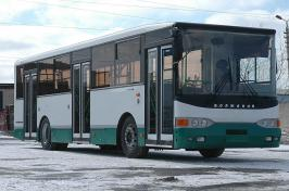 Автобус Волжанин 52702. Техническая характеристика