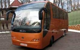 Автобус Богдан А-40160. Техническая характеристика