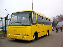 Автобус Богдан А-09212. Техническая характеристика