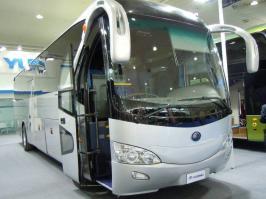 Автобус Yutong ZK6119HA. Техническая характеристика