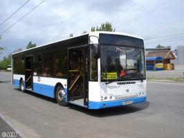 Автобус Волжанин Ситиритм. Техническая характеристика