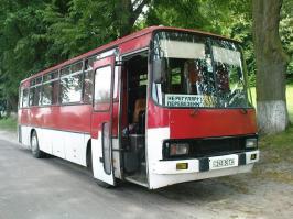 Автобус Ikarus 255. Техническая характеристика