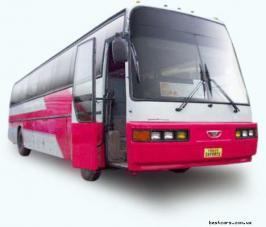 Автобус Daewoo VX-212. Техническая характеристика