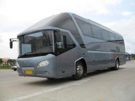 Автобус Zonda YCK6129HGN. Техническая характеристика