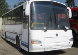Автобус КАвЗ 4235. Техническая характеристика