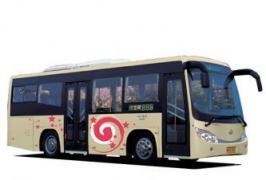 Автобус Zonda YCK6805HC. Техническая характеристика
