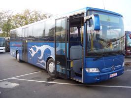 Автобус Mercedes-Benz Integro M. Техническая характеристика
