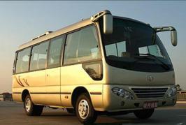 Автобус Mudan MD6608. Техническая характеристика