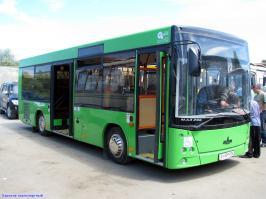 Автобус МАЗ 206. Техническая характеристика