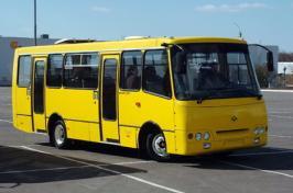 Автобус Богдан А-09205. Техническая характеристика