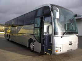 Автобус MAN Lion Star L. Техническая характеристика