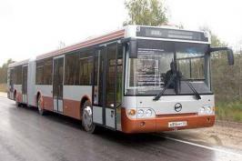 Автобус ЛиАЗ 62xx. Техническая характеристика