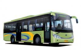 Автобус Zonda YCK6126HC. Техническая характеристика