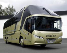 Автобус Neoplan Starliner. Техническая характеристика