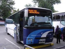 Автобус Irisbus Axer 12M. Техническая характеристика