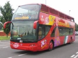 Автобус Ayats CITY USA. Техническая характеристика