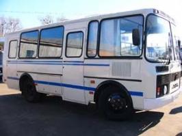 Автобус ПАЗ 32052. Техническая характеристика