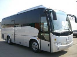 Автобус Higer KLQ 6840. Техническая характеристика