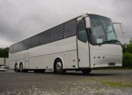 Автобус Bova FHD 15-430. Техническая характеристика