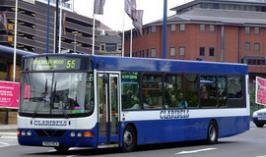 Автобус VDL Bus Chassis (DAF) 3000. Техническая характеристика