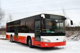 Автобус JAC HK6105G1. Техническая характеристика