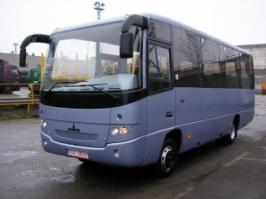 Автобус МАЗ 256. Техническая характеристика