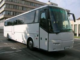 Автобус Bova Futura. Техническая характеристика