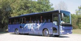 Автобус Irisbus Recreo 12.8M. Техническая характеристика
