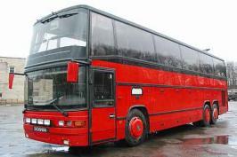 Автобус Scania 113. Техническая характеристика