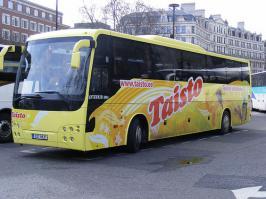 Автобус Temsa Safari HD. Техническая характеристика