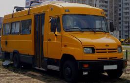 Автобус ЗИЛ 3250A0. Техническая характеристика