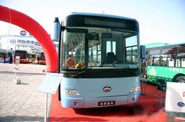 Автобус Ankai K55. Техническая характеристика