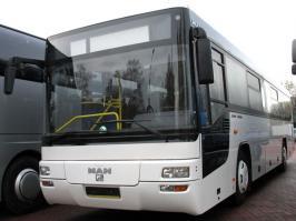 Автобус MAN Lion Classic G. Техническая характеристика