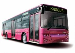 Автобус Тушино-Авто IK112N. Техническая характеристика