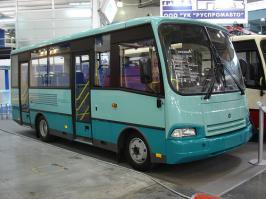 Автобус ПАЗ 3204. Техническая характеристика