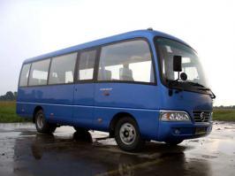 Автобус Golden Dragon XML6720C. Техническая характеристика