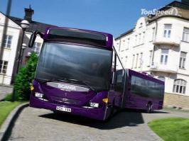 Автобус Scania OmniCity. Техническая характеристика