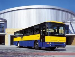 Автобус Irisbus C 954E. Техническая характеристика