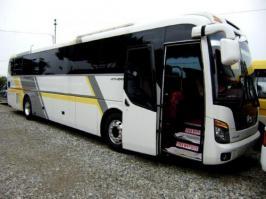 Автобус Hyundai Universe. Техническая характеристика