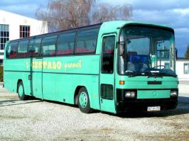 Автобус Mercedes-Benz O 303. Техническая характеристика