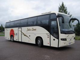 Автобус Volvo 9700. Техническая характеристика