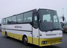 Автобус Bova FHD 12-280. Техническая характеристика