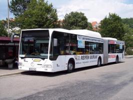 Автобус Mercedes-Benz Citaro L (15m). Техническая характеристика