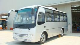Автобус Higer KLQ 6720 BL. Техническая характеристика