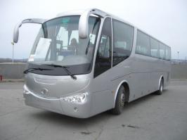 Автобус Mudan MD6106KDC Moon God. Техническая характеристика