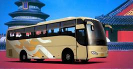 Автобус Zonda YCK6997HG. Техническая характеристика