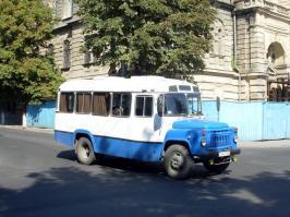 Автобус КАвЗ 3271. Техническая характеристика