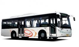 Автобус Zonda YCK6105HC. Техническая характеристика