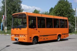 Автобус BAW 2245 Street. Техническая характеристика